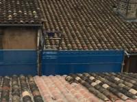 Réfection partielle et entretien de toiture (cour des loges)