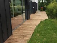 Maison à ossature bois (Fontaines sur Saône)
